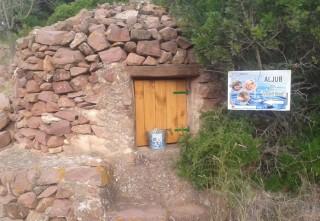 Adecuación y mejora de punto de agua natural en coto del Club de Caça La Muntanya de Borriol