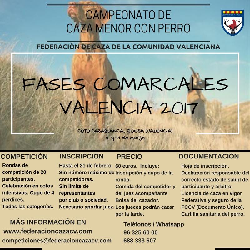 FEDERACIÓN DE CAZA DE LA COMUNIDAD VALENCIANA (4)